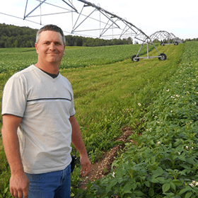Grower Profile --- Keith LaBrie